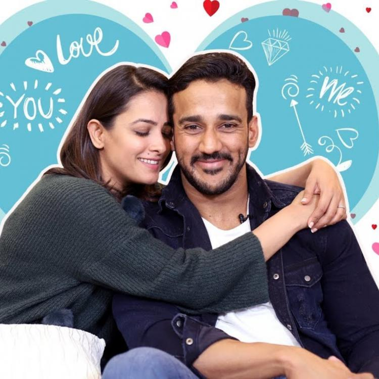 Anita Hassanandani and Rohit Reddy's Love Story: A look at the actress & businessman's journey of togetherness