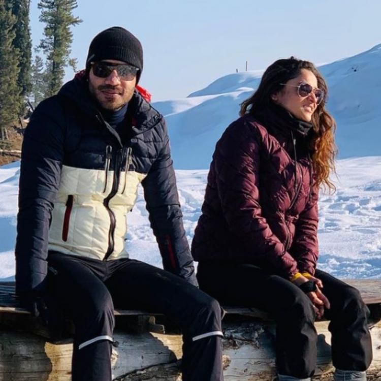 Ankita Lokhande can't get over the fond memories of her vacation with Vicky Jain as he shares the PHOTOS