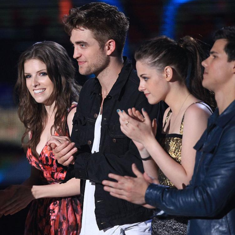 Anna Kendrick had a MISERABLE time filming Twilight & it wasn't due to Robert Pattinson and Kristen Stewart