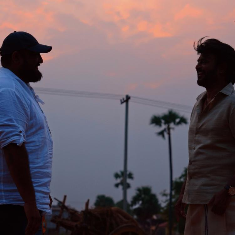 Annaatthe: Makers share Rajinikanth's glimpse as Superstar joins the sets of Siruthai Siva directorial
