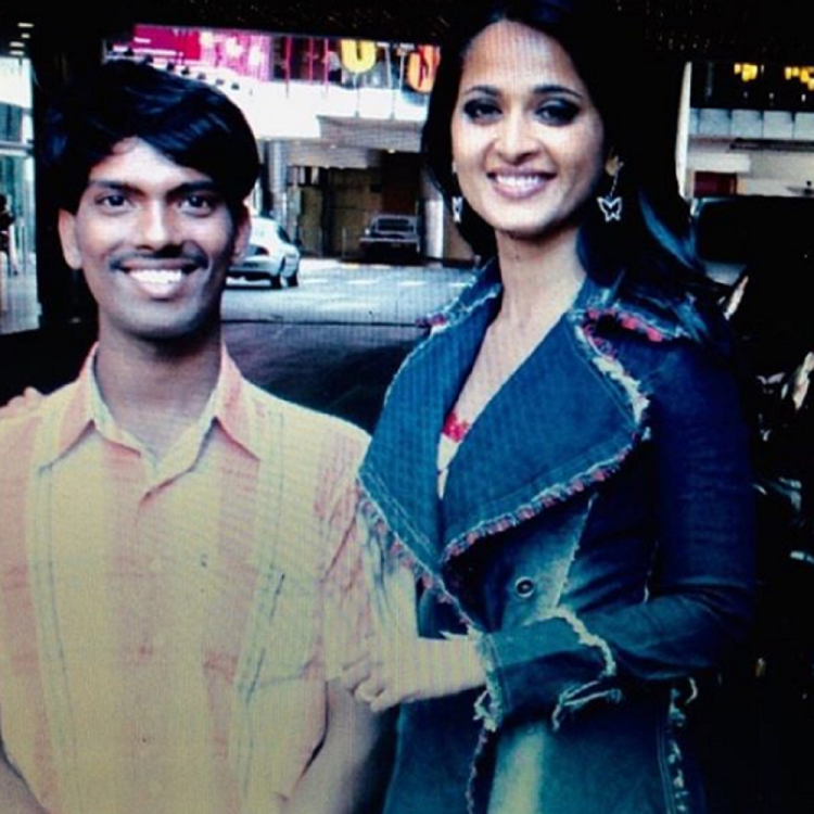 Anushka Shetty remembers her late assistant Ravi as she writes a heartfelt note for him; View Post