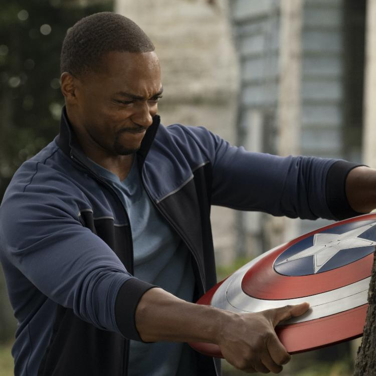 Instead of getting fired, Anthony Mackie was informed about The Falcon and the Winter Soldier.