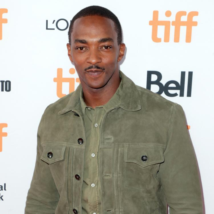 Anthony Mackie revealed how his kids reacted to his Captain America avatar