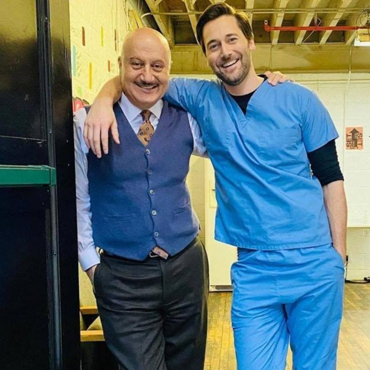 Anupam Kher exits US medical drama New Amsterdam, won't be returning amid wife Kirron Kher's cancer battle.