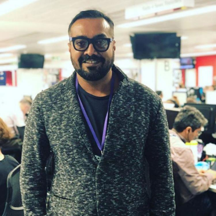 Anurag Kashyap apologises to Tiger Shroff's mother for sharing actor's photo in a tweet on nepotism