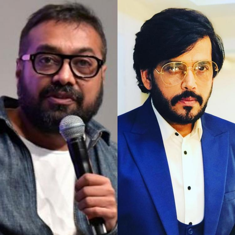 Anurag Kashyap reveals Ravi Kishan has been smoking weed for the longest time.