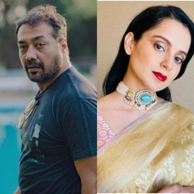 Anurag Kashyap says Kangana Ranaut wanted Saand Ki Aankh director to change film's plot to solo lead for her