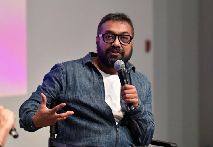 EXCLUSIVE: Anurag Kashyap on resuming shoots: It's a little scary to shoot; May begin post production