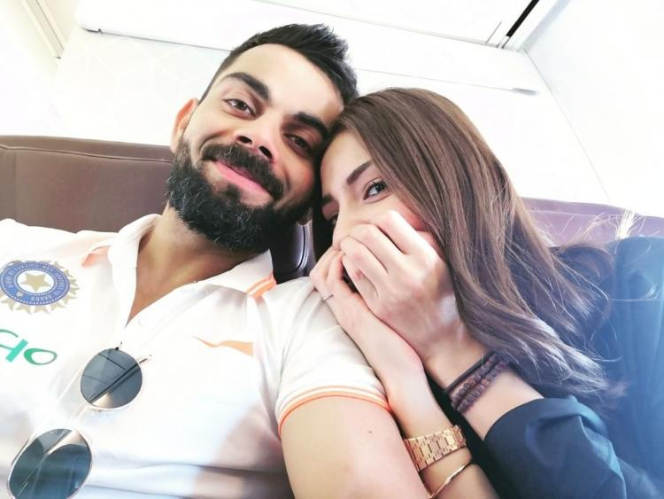 Anushka Sharma and Virat Kohli kick back and relax ahead of IPL 2019 opening match; Watch video