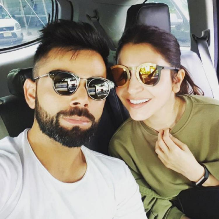 Anushka Sharma REVEALS her secret to happy married life with Virat Kohli and all couples can take notes