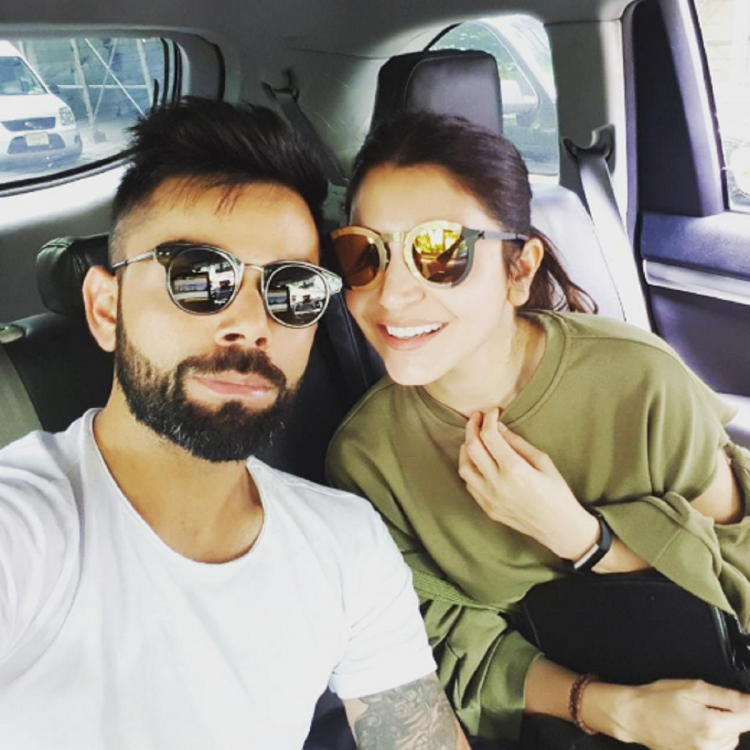 Anushka Sharma REACTS after Virat Kohli pays emotional tribute to MS Dhoni and we second her emotions