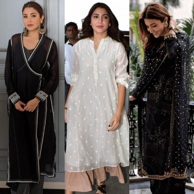 5 Times Anushka Sharma preferred simplicity over extravagant desi looks and still looked GORGEOUS