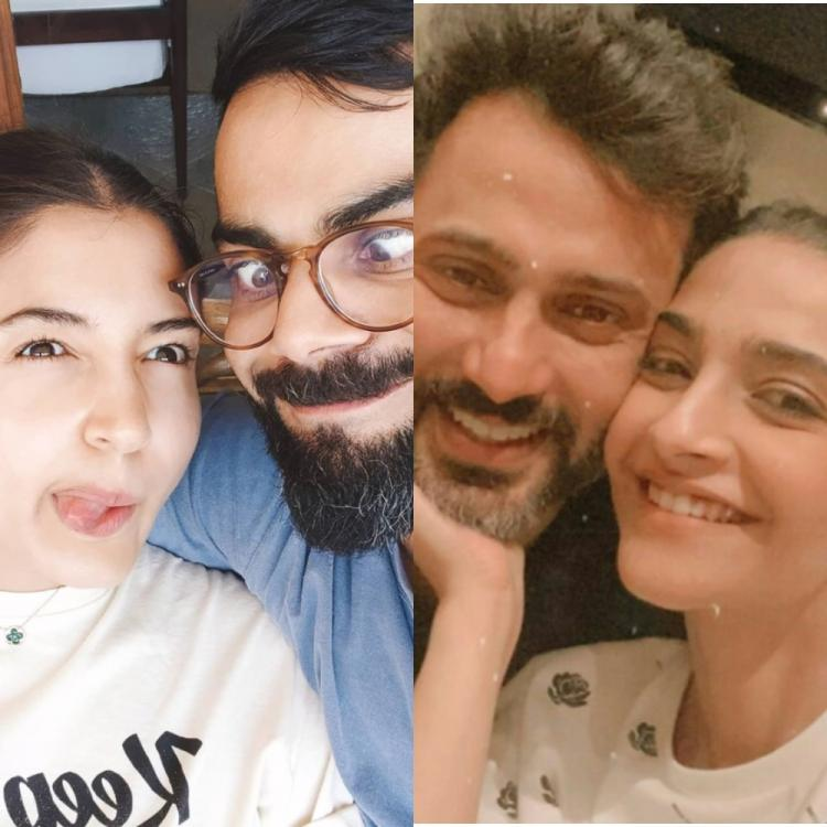 Anushka Sharma & Virat Kohli or Sonam Kapoor & Anand Ahuja; Which duo's lockdown fun do you relate to? COMMENT