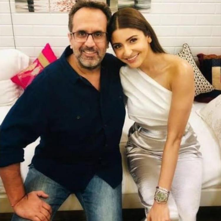 Anushka Sharma wishes Aanand L Rai on his birthday; Sends 'love, laughter and happiness' to her Zero director