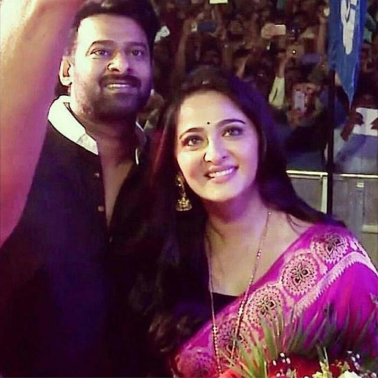 Anushka Shetty Prabhas interview