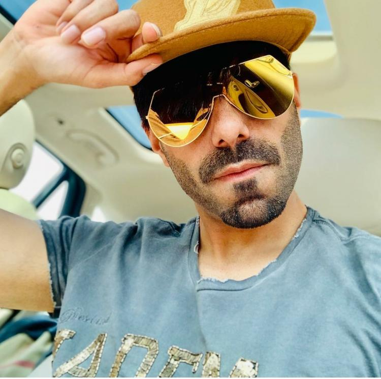 Aparshakti Khurana reveals the first thing he would do post lockdown