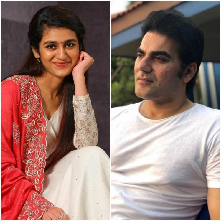 Arbaaz Khan opens up about doing a cameo in Priya Prakash Varrier starrer Sridevi Bungalow; Read on