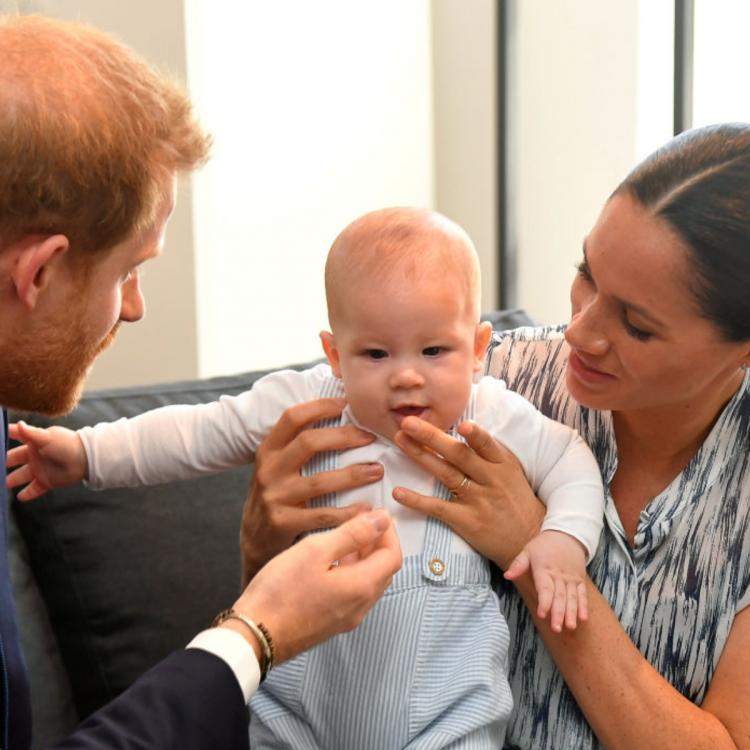 Meghan Markle & Prince Harry to throw a small theme party in LA to celebrate Archie's first birthday