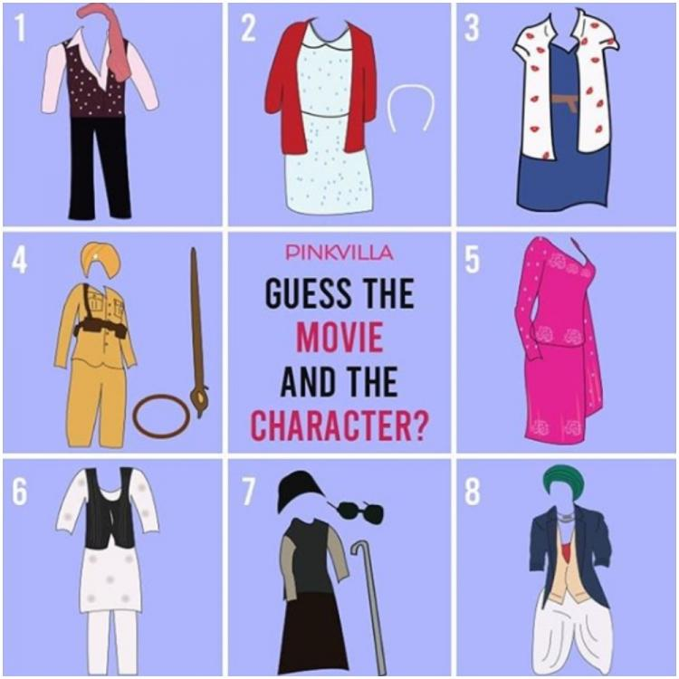 Are you a Bollywood buff? Guess THESE iconic Bollywood films and characters from the clues