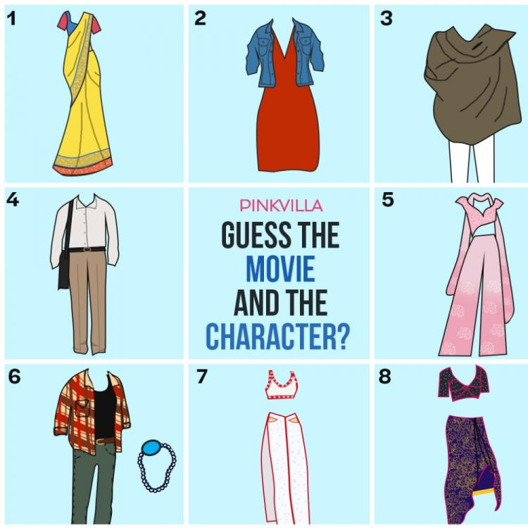 Are you a Bollywood buff? Guess these ICONIC movies and characters from the clues