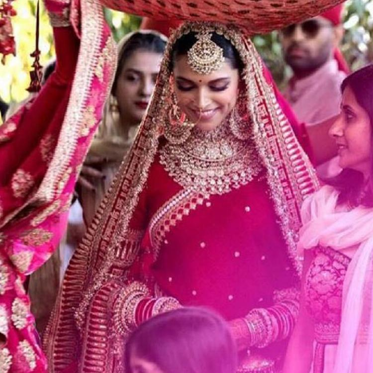 Are you a bride to be? Take some cues from Deepika Padukone's bridal looks
