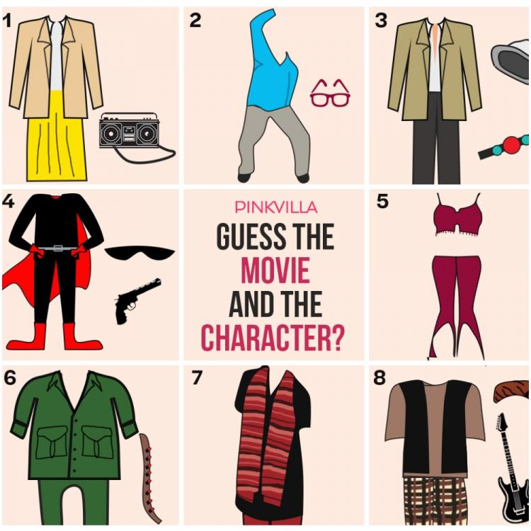 Are you a true blue Bollywood buff? Guess THESE iconic characters and films from the clues