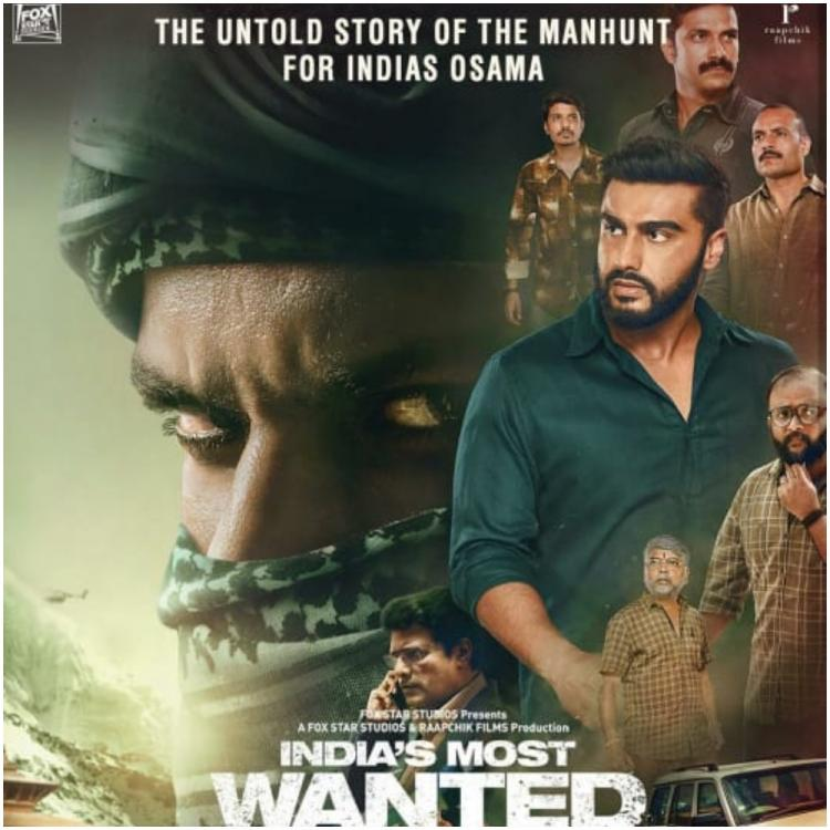 Arjun Kapoor starrer India's Most Wanted's director reacts to CBFC's demand to remove Gita & Quran scenes