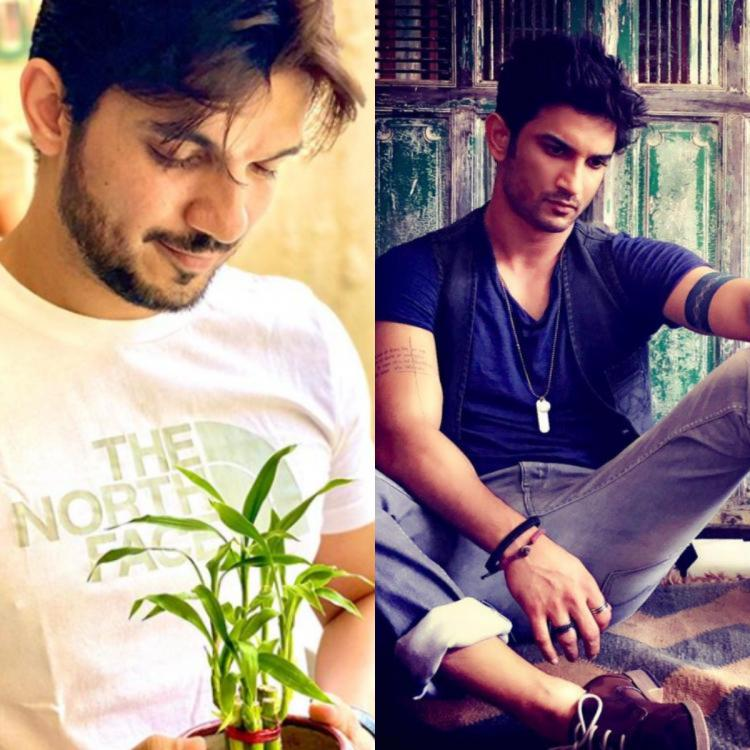 Arjun Bijlani joins #Plants4SSR campaign as he remembers Sushant Singh Rajput for his 'goodness'; See post