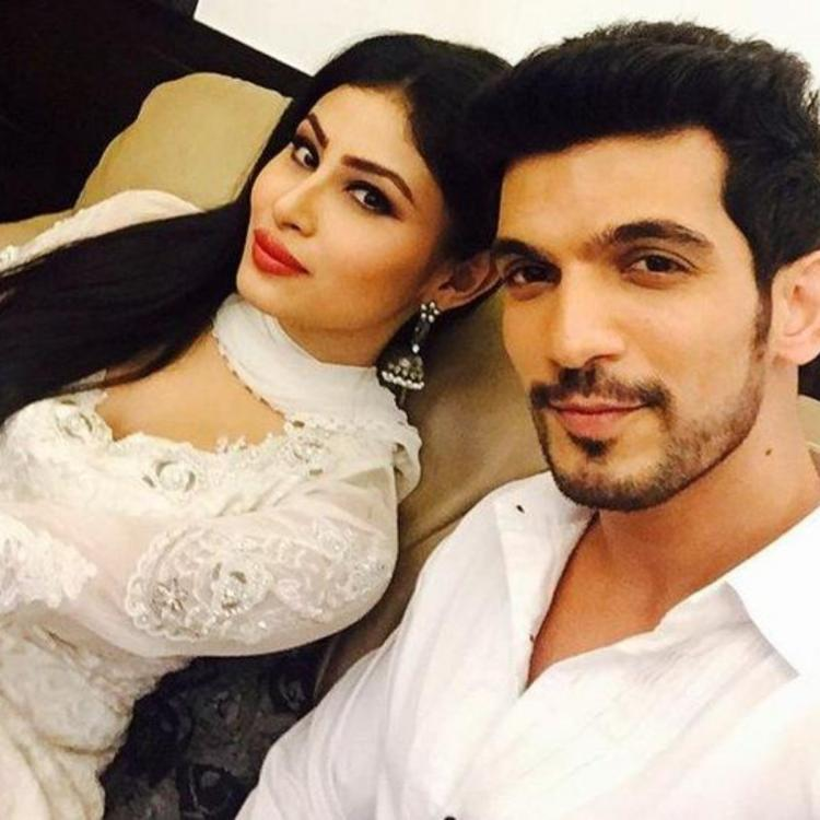 Arjun Bijlani shares a meme of him and Mouni Roy trying to survive the COVID 19 lockdown and it is hilarious
