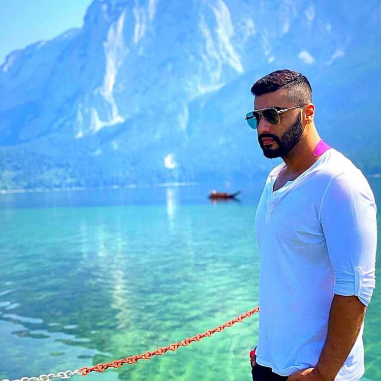 Arjun Kapoor beats the Tuesday blues amidst the nature in his latest post; Check it out