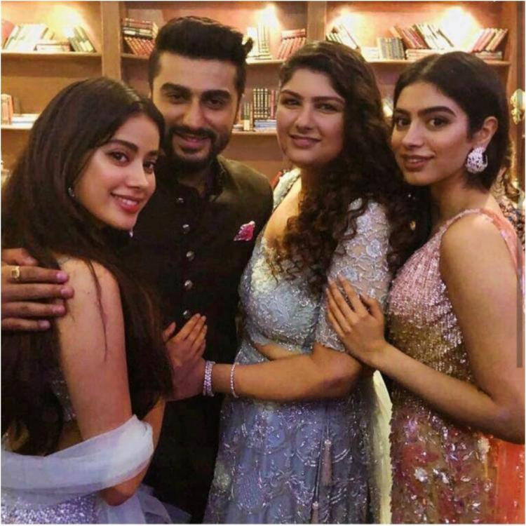 Arjun Kapoor says Janhvi Kapoor wants to level up & get better; Reveals what he learnt from Khushi & Anshula
