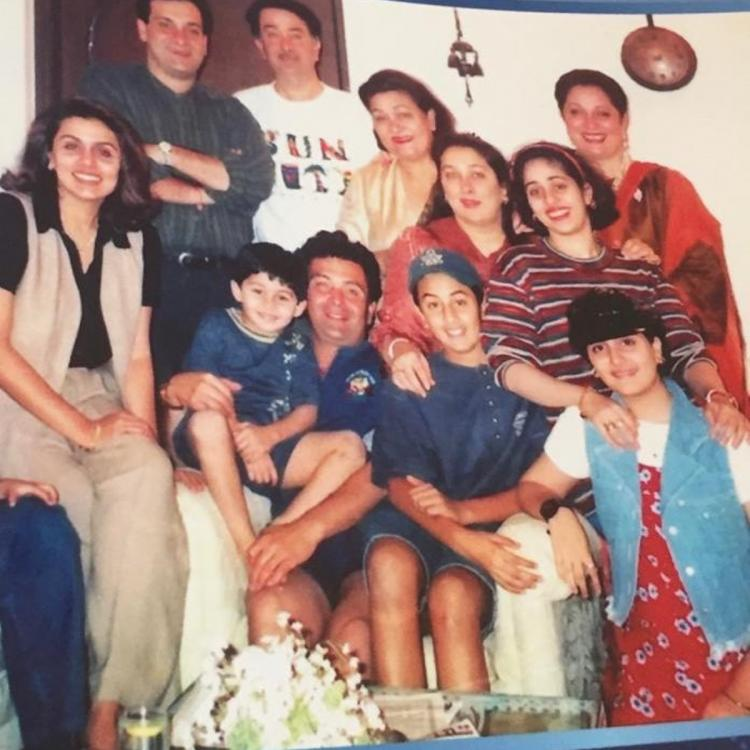 Armaan Jain remembers 'lunches at Devnar Cottage' with Ranbir Kapoor, Rishi Kapoor & others; See Throwback Pic