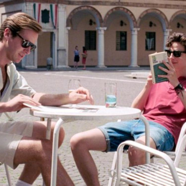 Armie Hammer SPILLS tea on Call Me By Your Name sequel