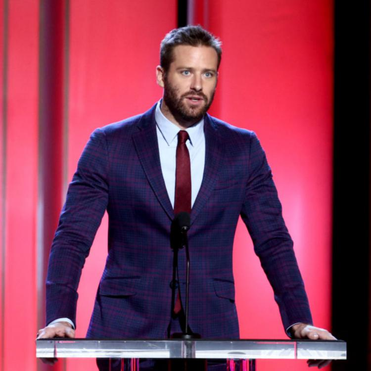 Armie Hammer SLAMMED for video of son sucking his toes; Call Me By Your Name star's wife responds to backlash