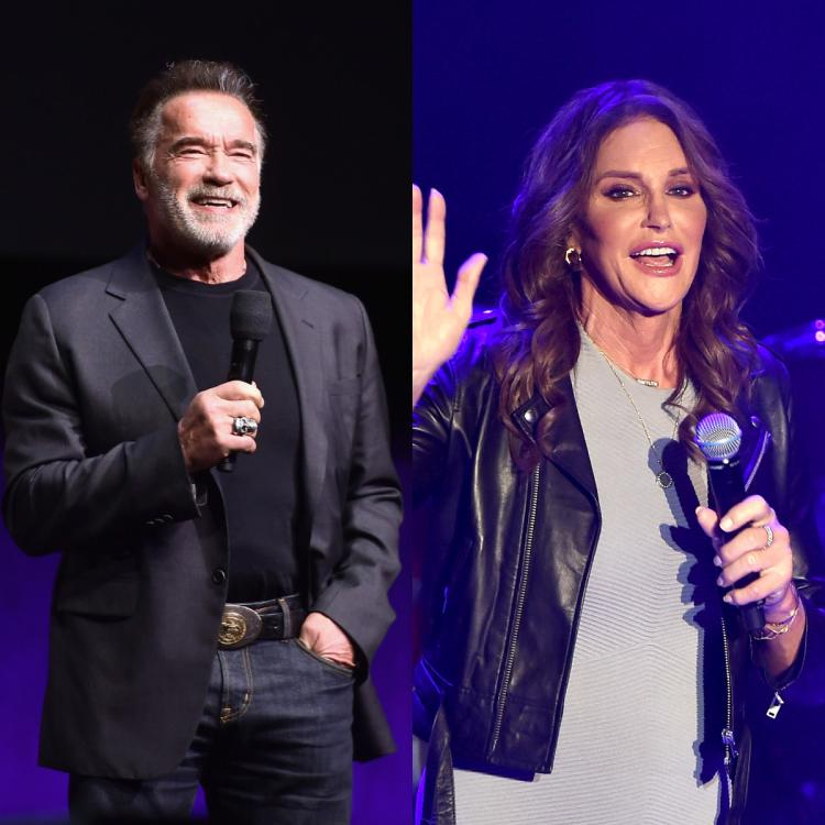 Arnold Schwarzenegger shares his thoughts on Caitlyn Jenner's run for Governor