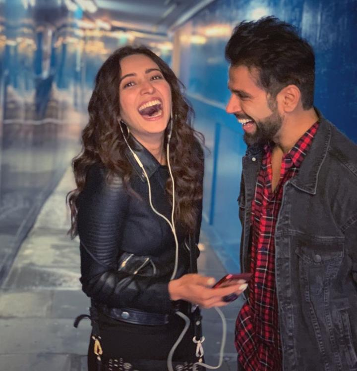 Rithvik Dhanjani wishes good luck to Asha Negi for Baarish amid constant break up rumours; Check it out