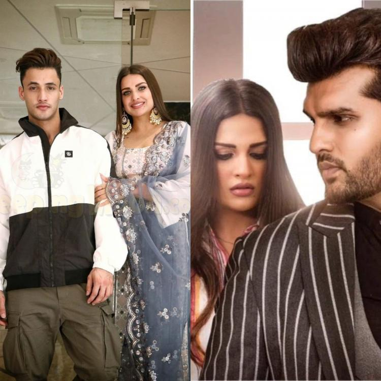 Asim Riaz is all hearts for ladylove Himanshi Khurana's new song 'Bazaar'; Praises her for 'Lit' expressions