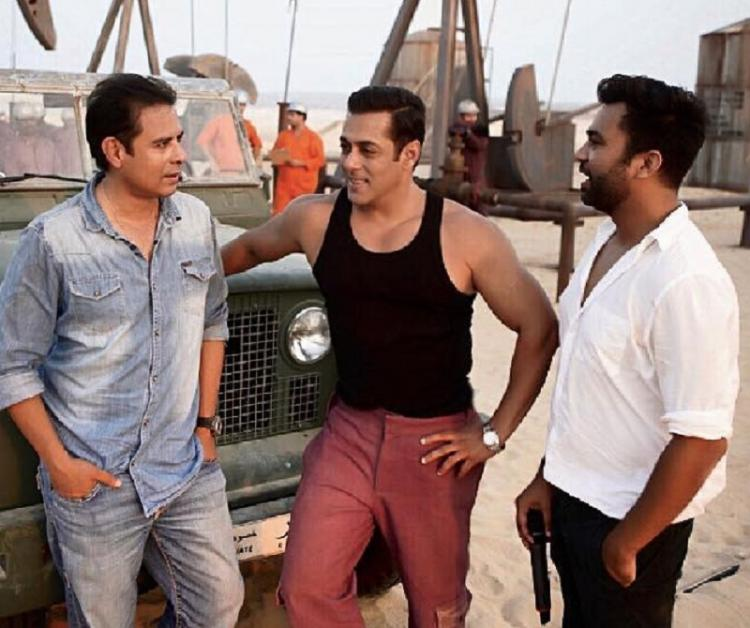 Bharat producer Atul Agnihotri on Salman Khan: Having a superstar like him, you are both relieved and worried