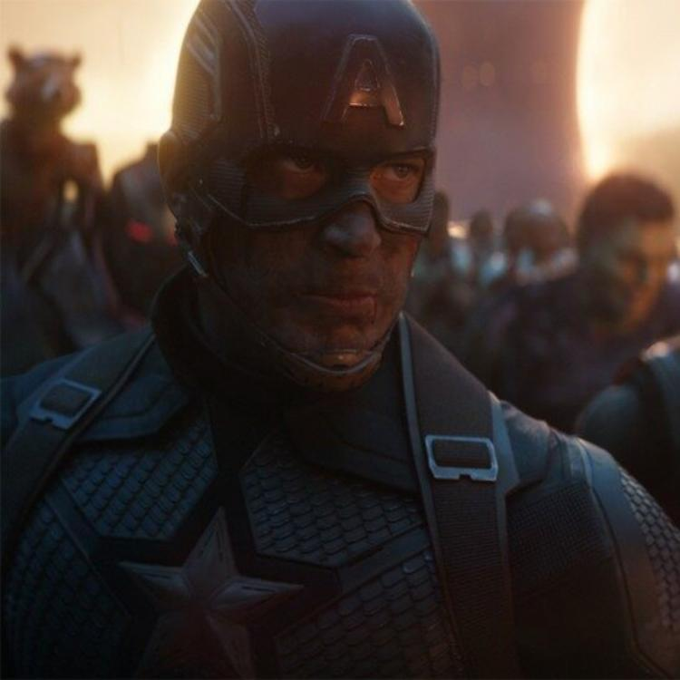 Avengers: Endgame is the last time we see Chris Evans as Captain America.