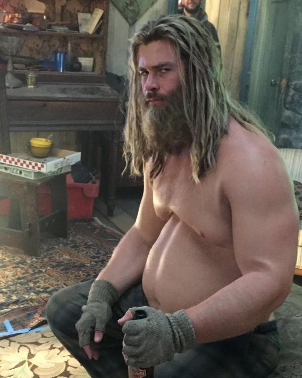 Avengers: Endgame star Chris Hemsworth on Fat Thor: I know how my wife feels now when she was pregnant
