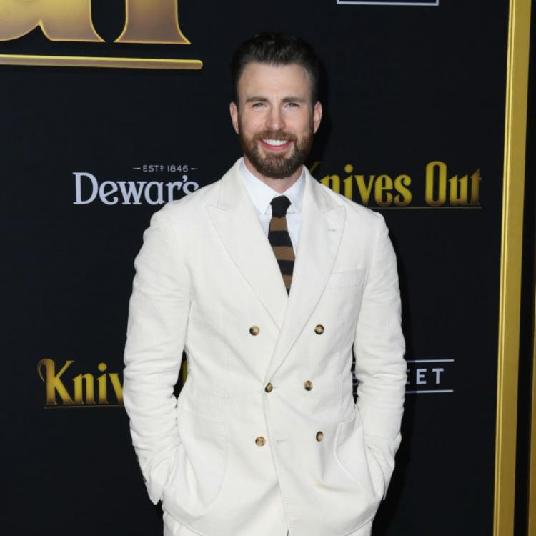 Avengers: Endgame star Chris Evans FINALLY reacts to accidentally leaking his NSFW photo
