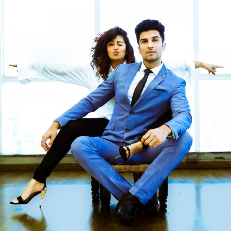 Avika Gor and Manish Raisinghan were not on talking terms while shooting for their upcoming movie?  |  PINKVILLA