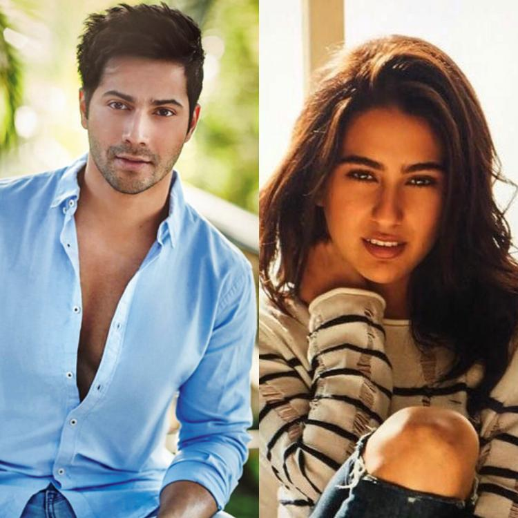 Varun Dhawan and Sara Ali Khan starrer Coolie No 1 remake to go on floors from THIS month