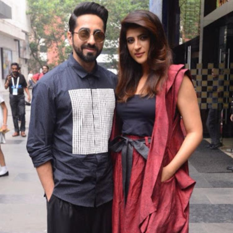 Ayushmann Khurrana & Tahira contribute to Maharashtra CM Relief Fund amid COVID 19: We can look to do our best