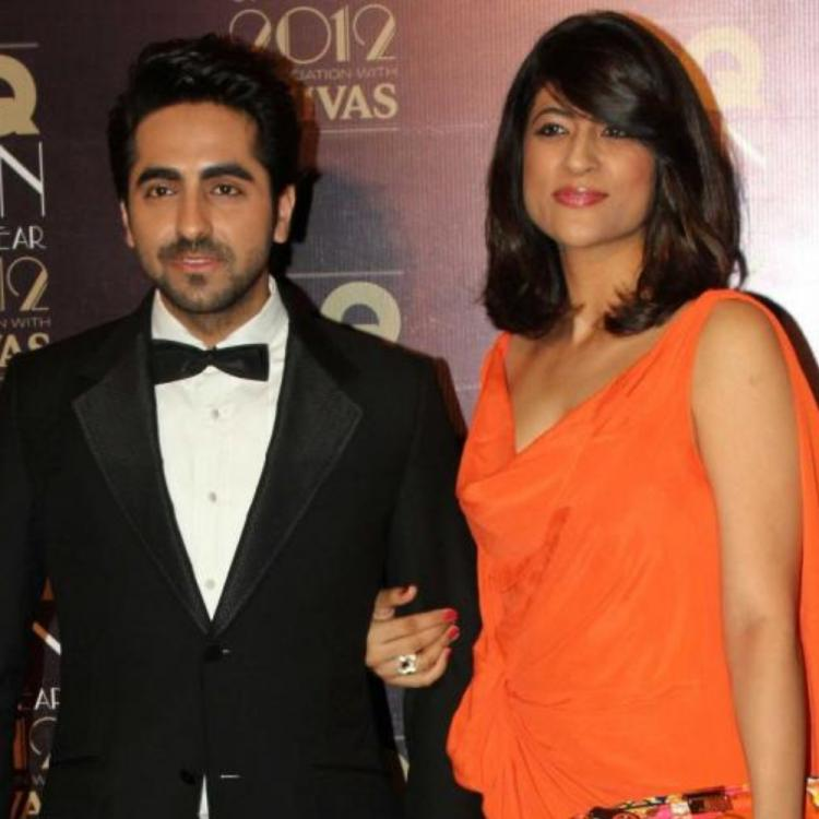 Ayushmann Khurrana on his bond with Tahira Kashyap: 'She is not just a partner but also a life coach for me'