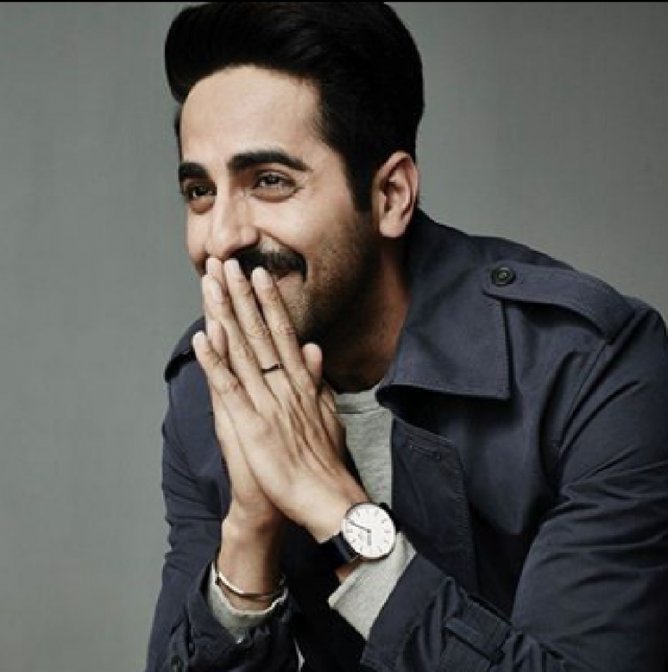 Ayushmann Khurrana says he can switch on and switch off very easily from his characters