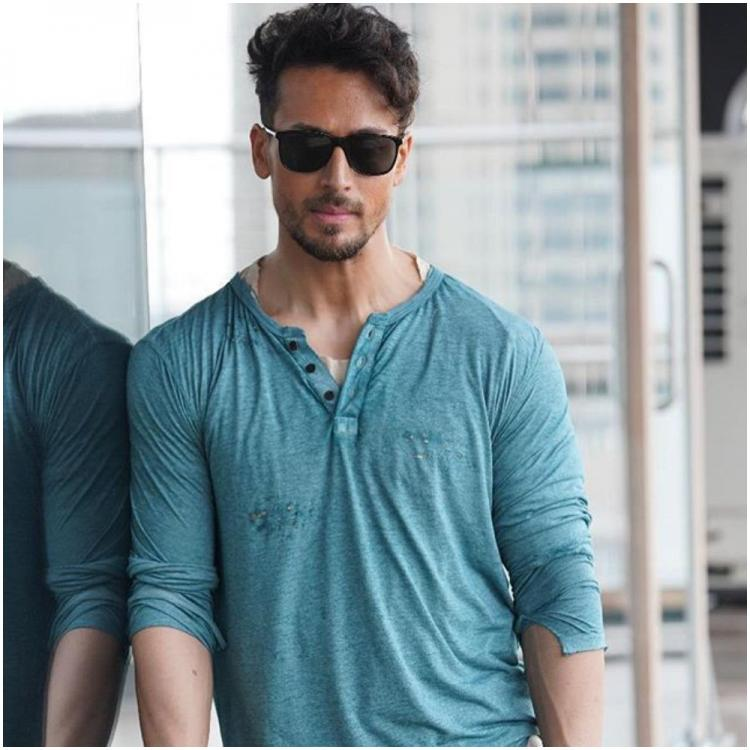 Baaghi 3 star Tiger Shroff drives away mid week blues with a cool look but his shades steal the show; See Pics