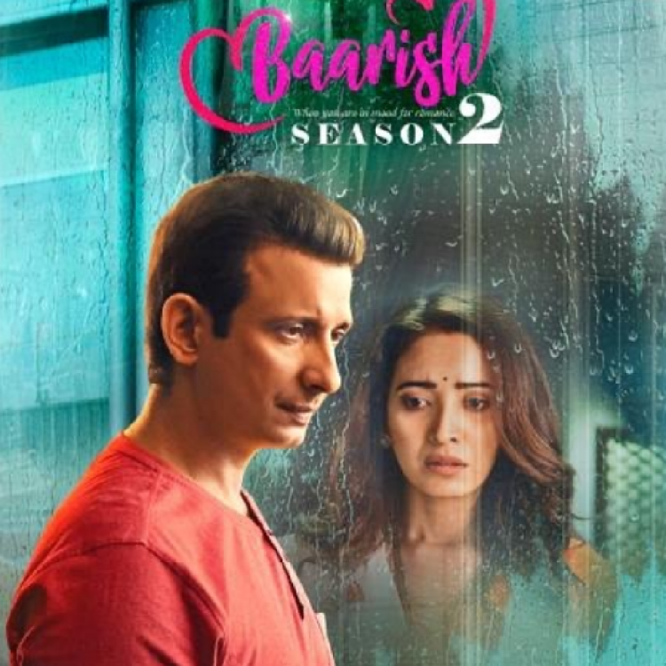 Baarish 2 Teaser: Asha Negi and Sharman Joshi as Gauravi and Anuj are back to brave the storm with their love