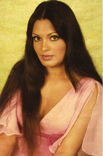 Discussion,Parveen Babi