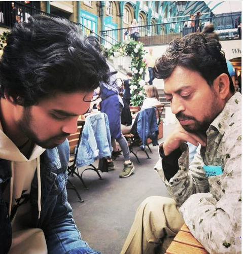 Irrfan Khan's son Babil expresses gratitude towards everyone sending their condolences with an emotional note